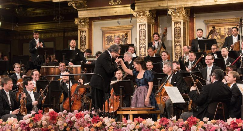 New Year's Concert with Riccardo Muti, 2018