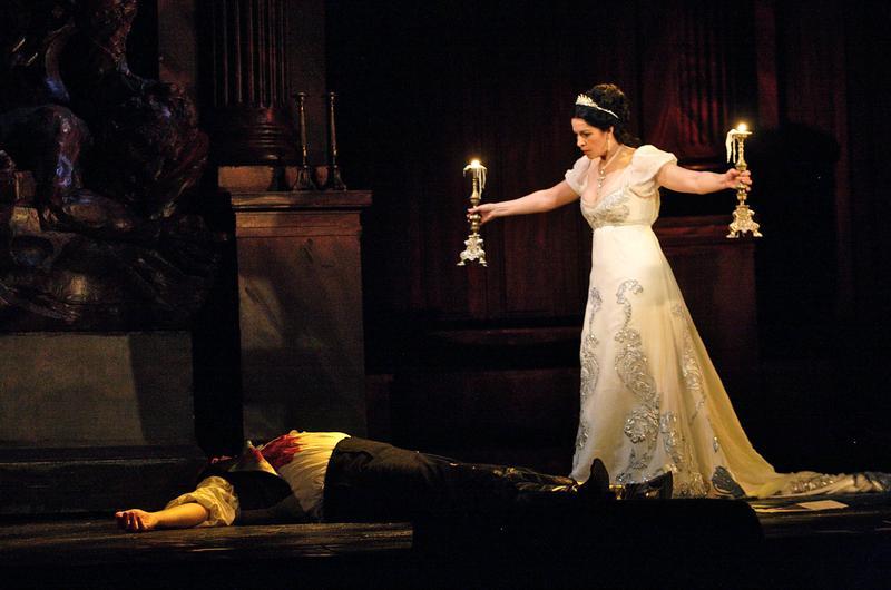 Tosca at the Royal Opera