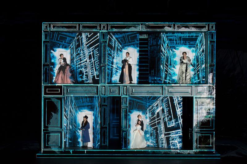 Don Giovanni Production Image