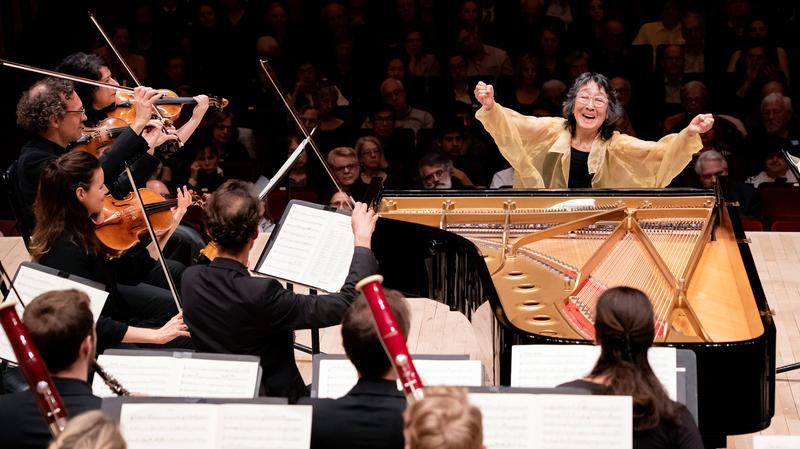 Mahler Chamber Orchestra with Pianist Mitsuko Uchida