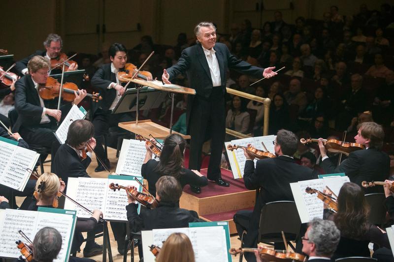 Mariss Jansons, Bavarian Radio Symphony Orchestra