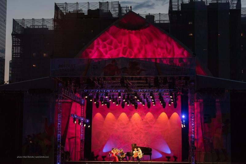 The Chamber Music Society of Lincoln Center at Damrosch Park