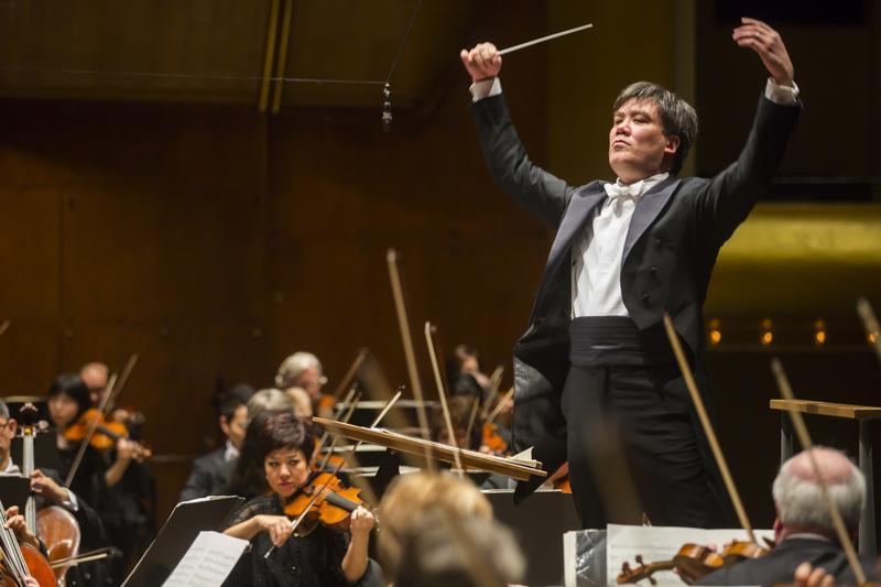 Alan Gilbert and the New York Philharmonic, 2014