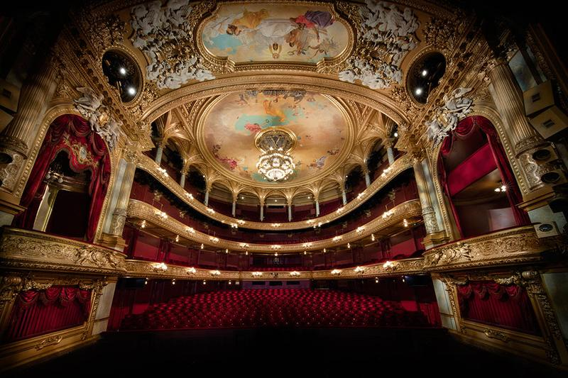 Kungliga Operan Stage