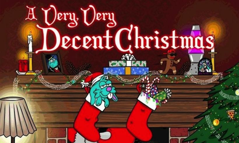 Mad Decent Was Good Enough To Make A Second Collection Of Christmas Music This Year
