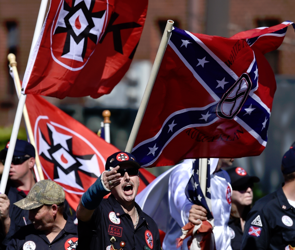 When Neo-Nazis Lay Claim to Your Field | On the Media | WNYC