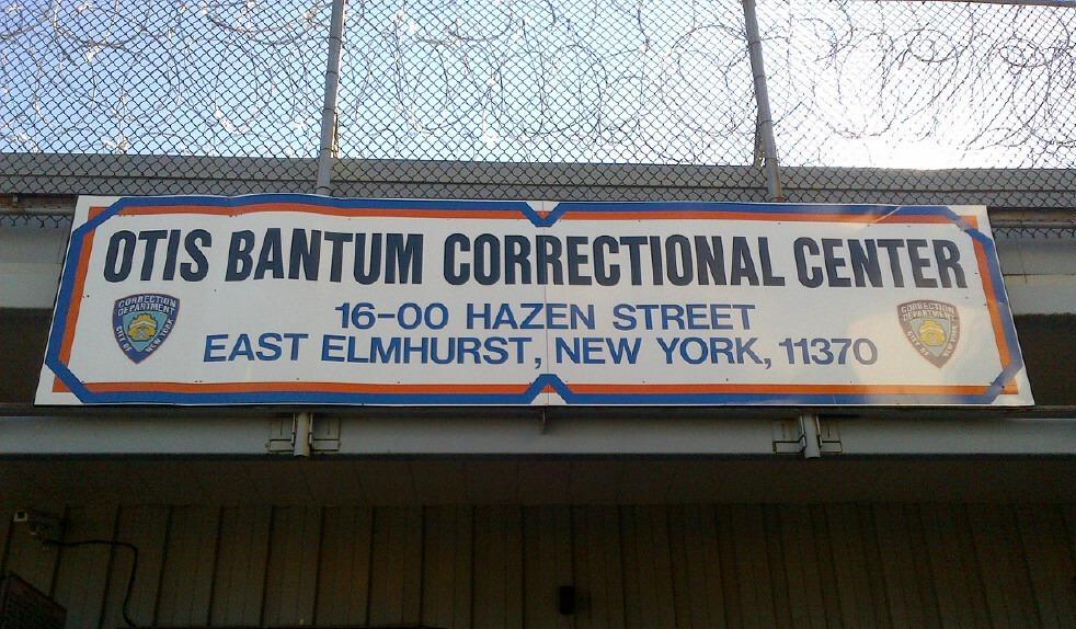 otis bantum correctional center