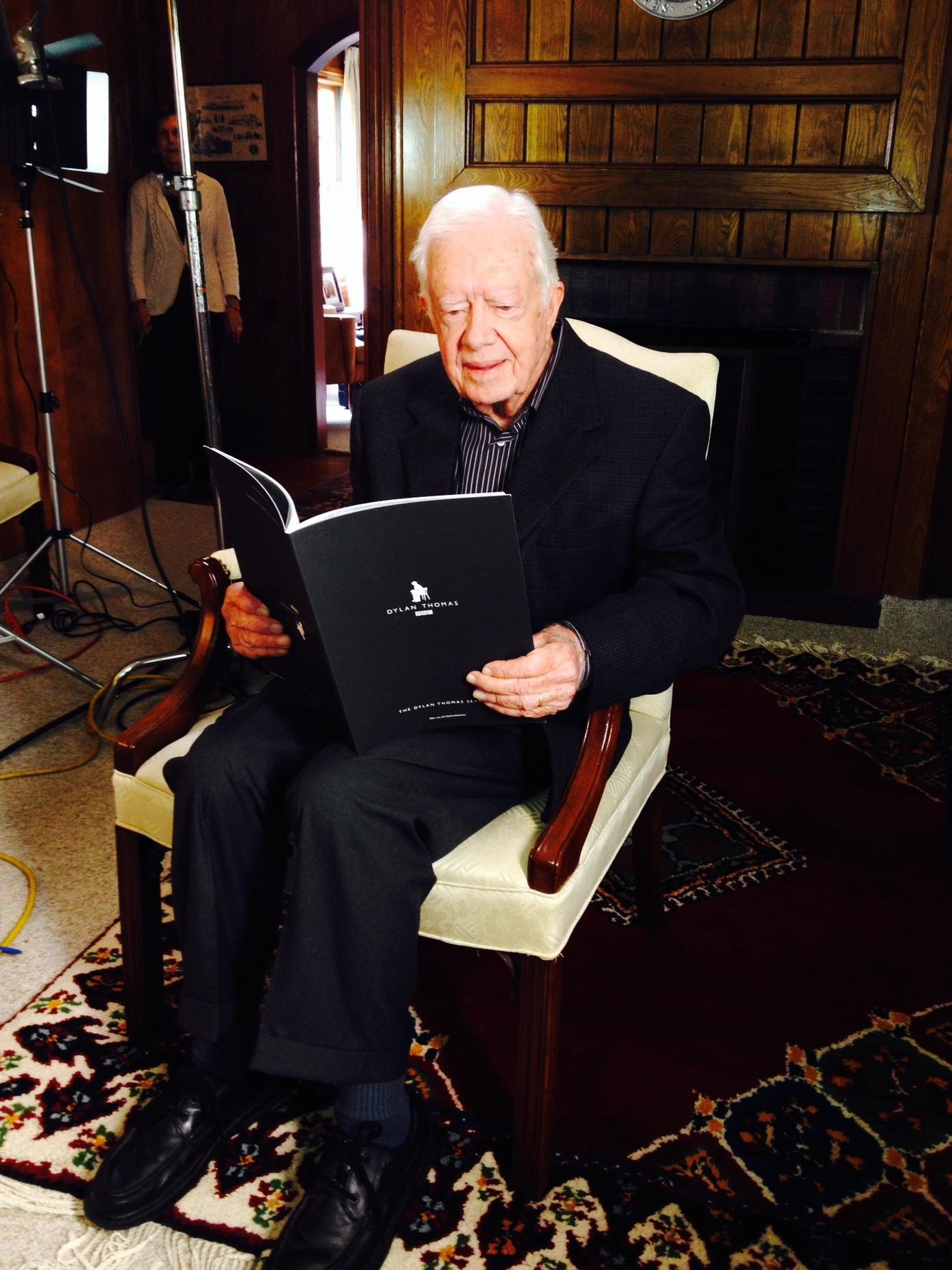 President Carter BBC Wales