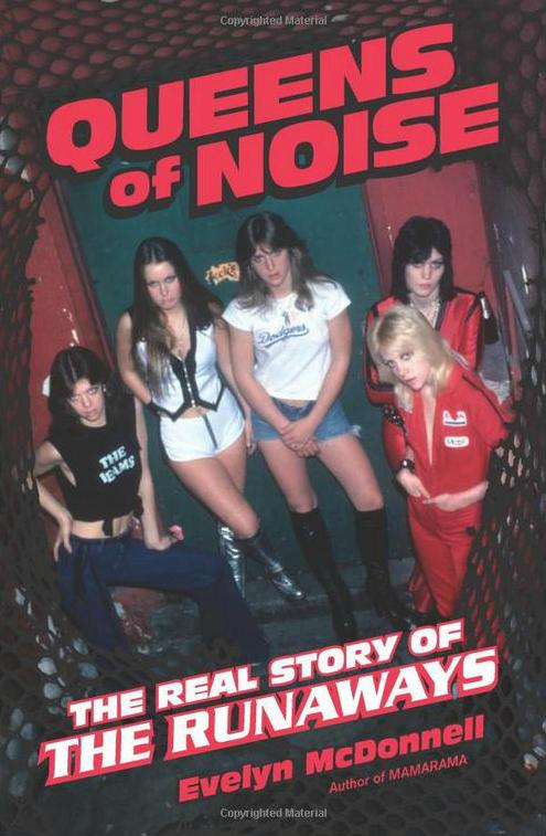Queens of Noise by Evelyn McDonnell.