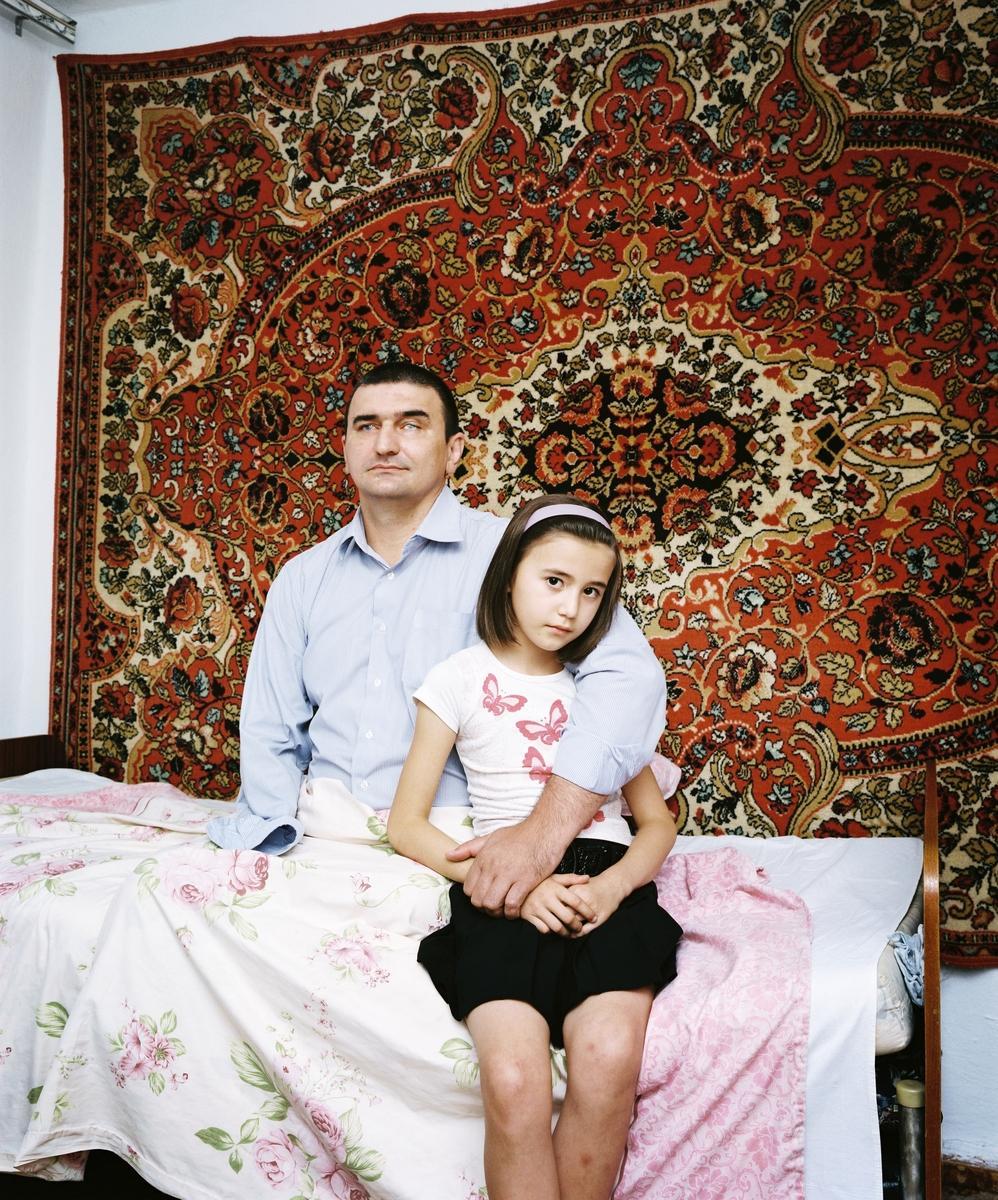 Hamzad Ivloev, Nazran, Ingushetia, 2012