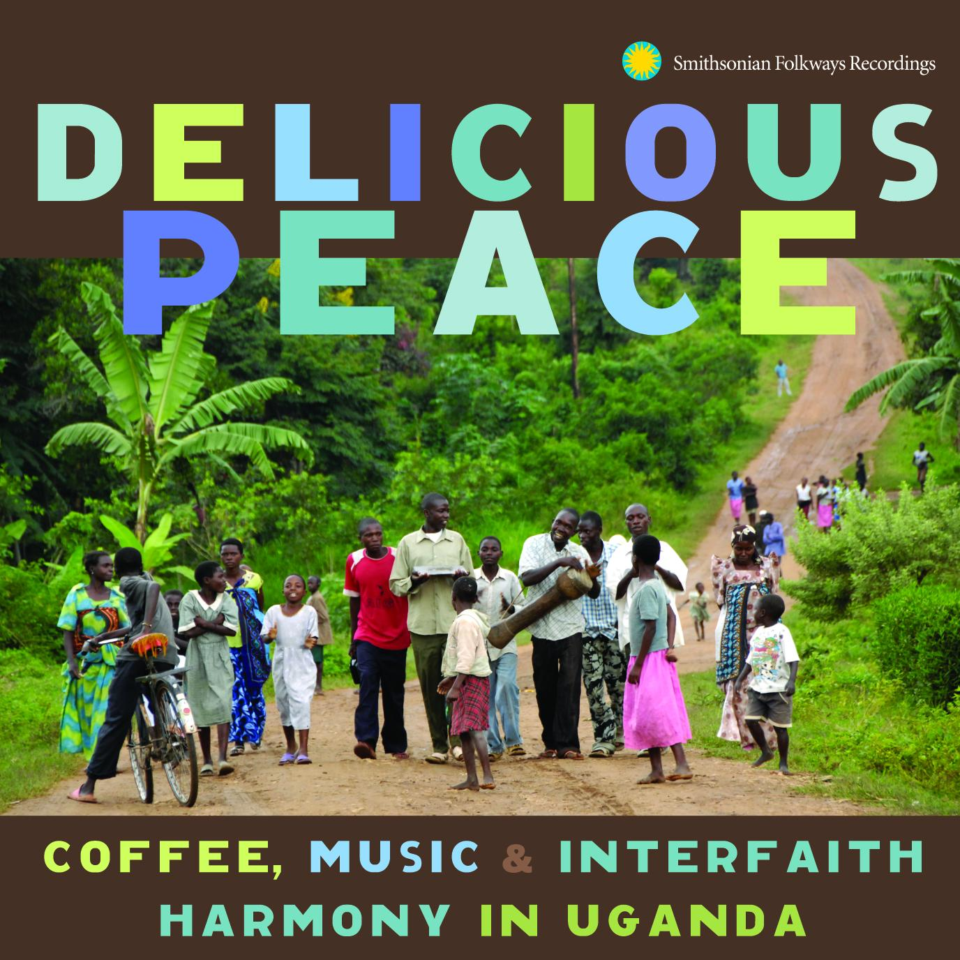 Delicious Peace cover Ugandan coffee farmers
