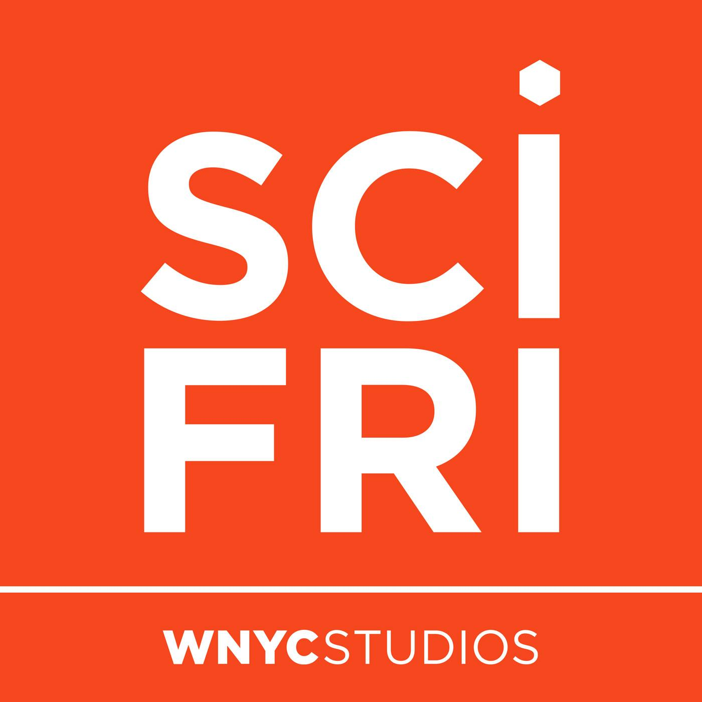 Science Friday podcast logo
