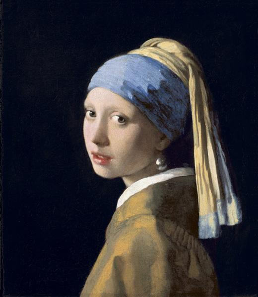 The girl with a pearl earring quot by johannes vermeer 1665 courtesy