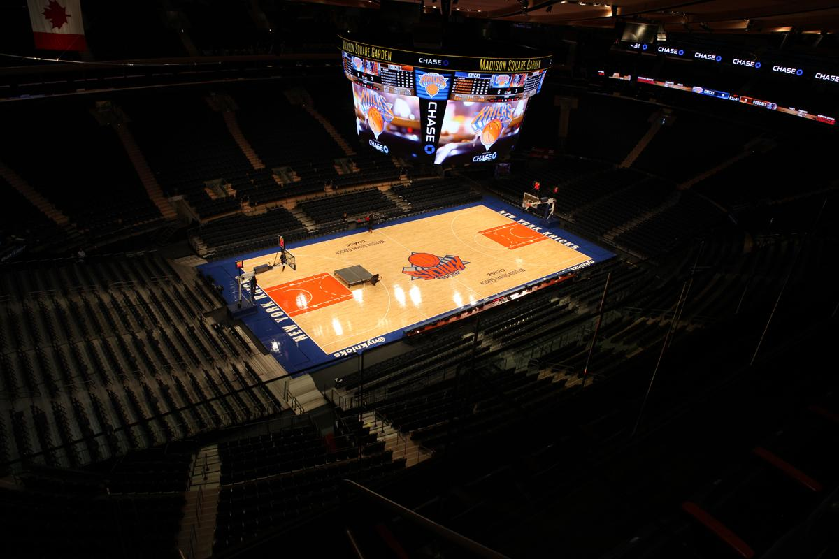 Midtown Blogger Manhattan Valley Follies Renovation Of Madison Sqaure Garden In Pictures From