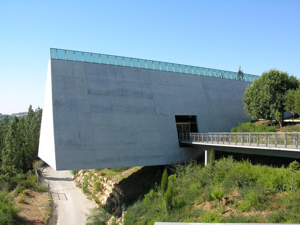 Yad Vashem Holocaust Museum in Jerusalem