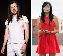 Andrew W.K. and Thao Nguyen