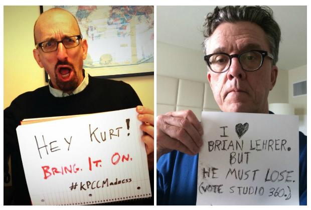 Round 2: Brian vs. Kurt
