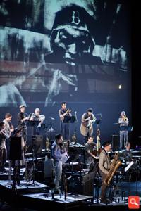Darcy James Argue's Secret Society in 'Brooklyn Babylon' at BAM