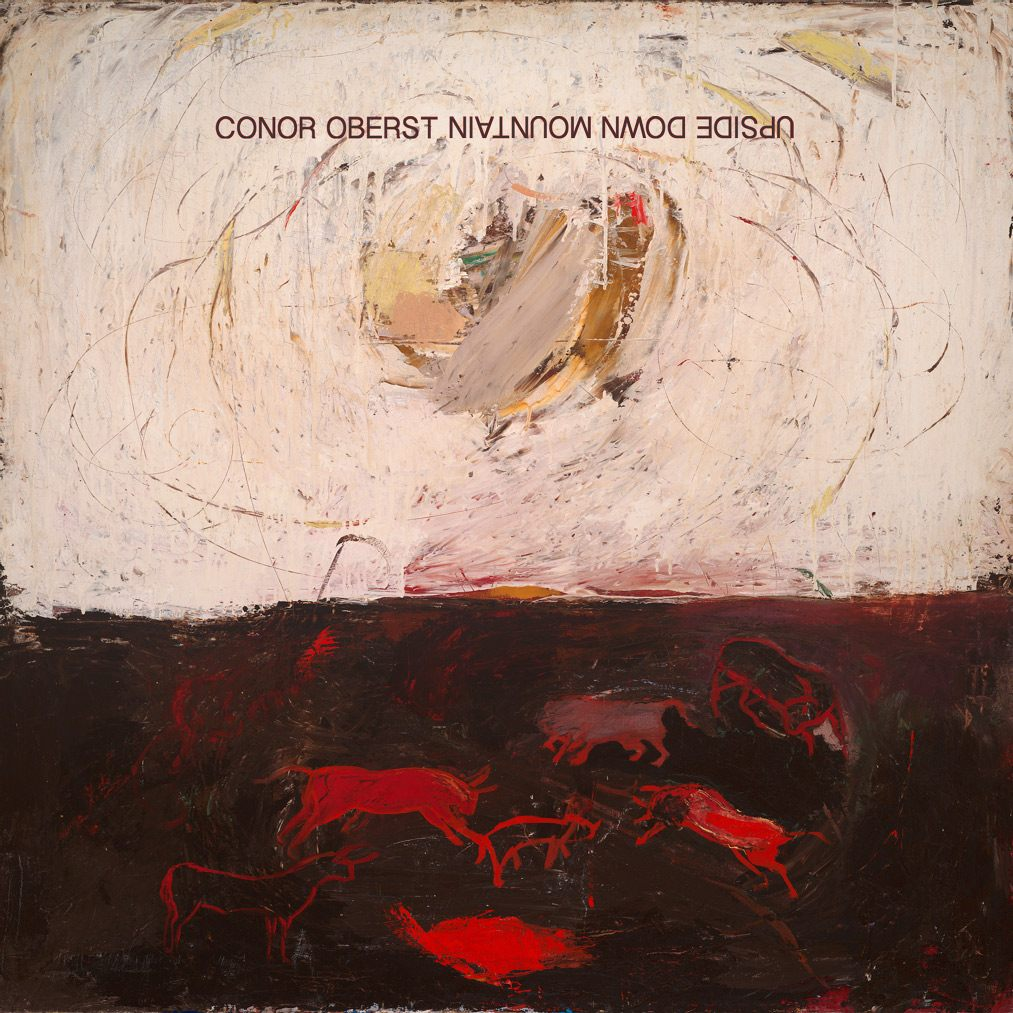 Conor Oberst's latest solo album, 'Upside Down Mountain,' is out May 20.