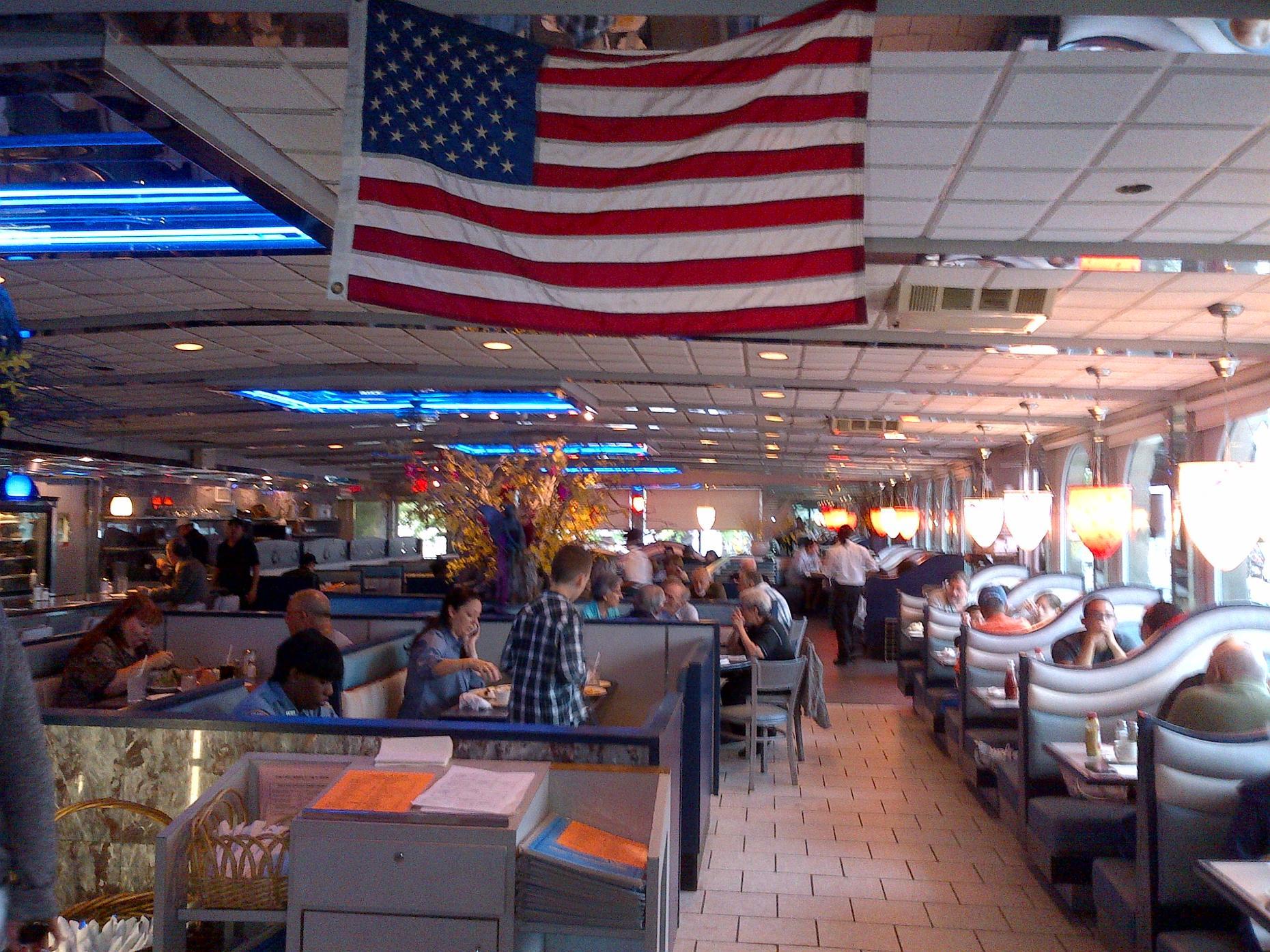 El Greco Diner in Sheepshead Bay