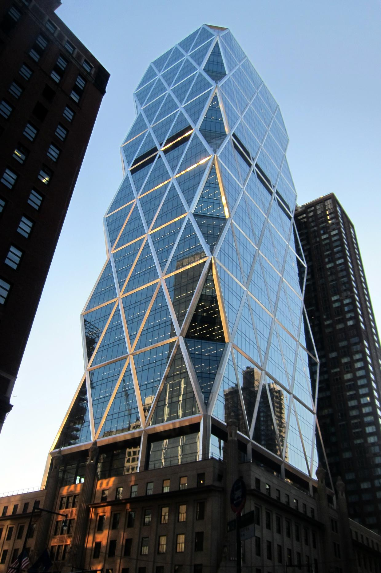 New York City's Hearst Building