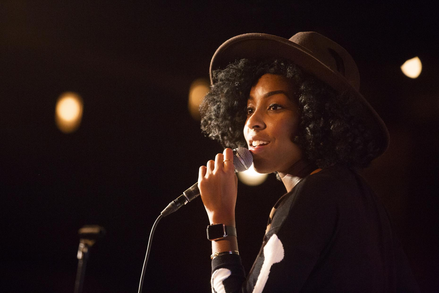 Jessica Williams is co-host of the '2 Dope Queens' podcast produced by WNYC Studions