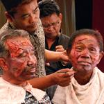 A scene from The Act of Killing (Photo by Anonymous / Courtesy of Drafthouse Films)