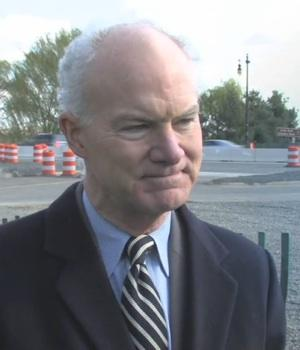 Brian Deery, Senior Director of the Highway & Transportation Division of the Associated General Contractors of America. (Video still from AASHTO)