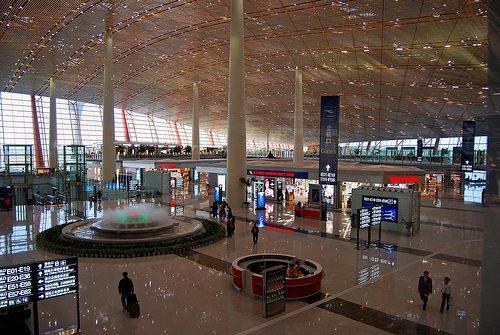 Beijing Airport Shopping Beijing Capital Airport Photo