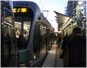 Phoenix light rail (US DOT photo)