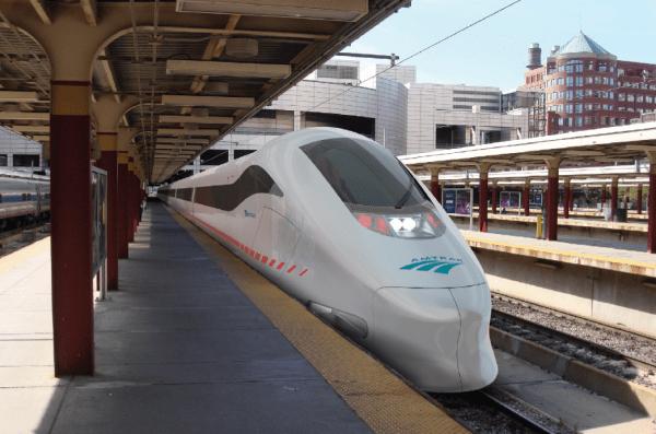 los angeles high speed rail