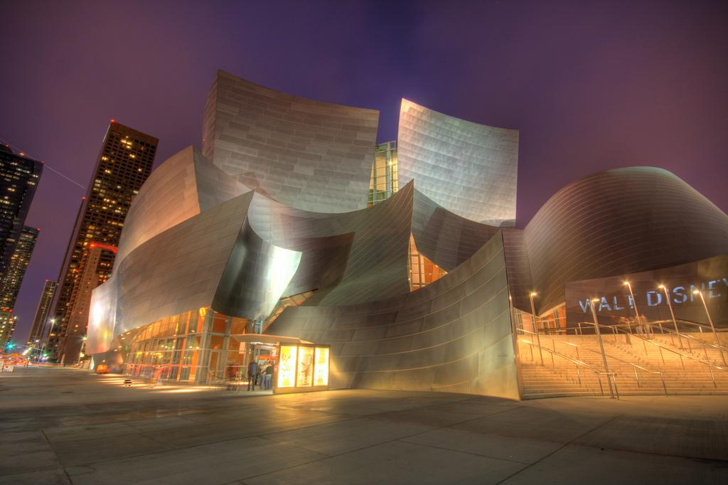 LA's Walt Disney Concert Hall