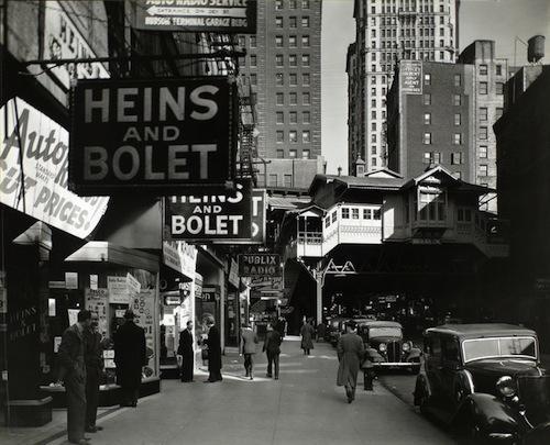 New York, Queen of Commerce
