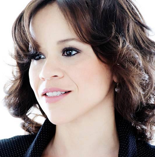 Actress Rosie Perez