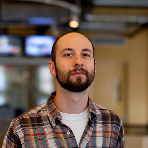 Stephen Nessen headshot