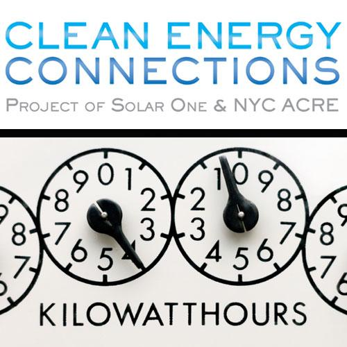 Clean Connections logo
