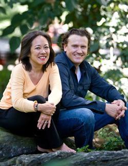 Tama Matsuoka Wong and Eddy Laroux