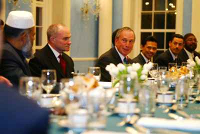 Michael Bloomberg's Iftar Dinner