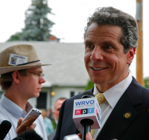 Mr. Popularity, Governor Andrew Cuomo