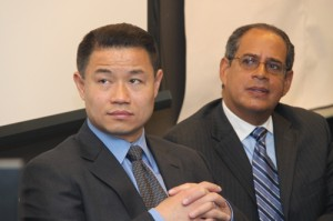 Comptroller Liu sees costs dropping in the future.