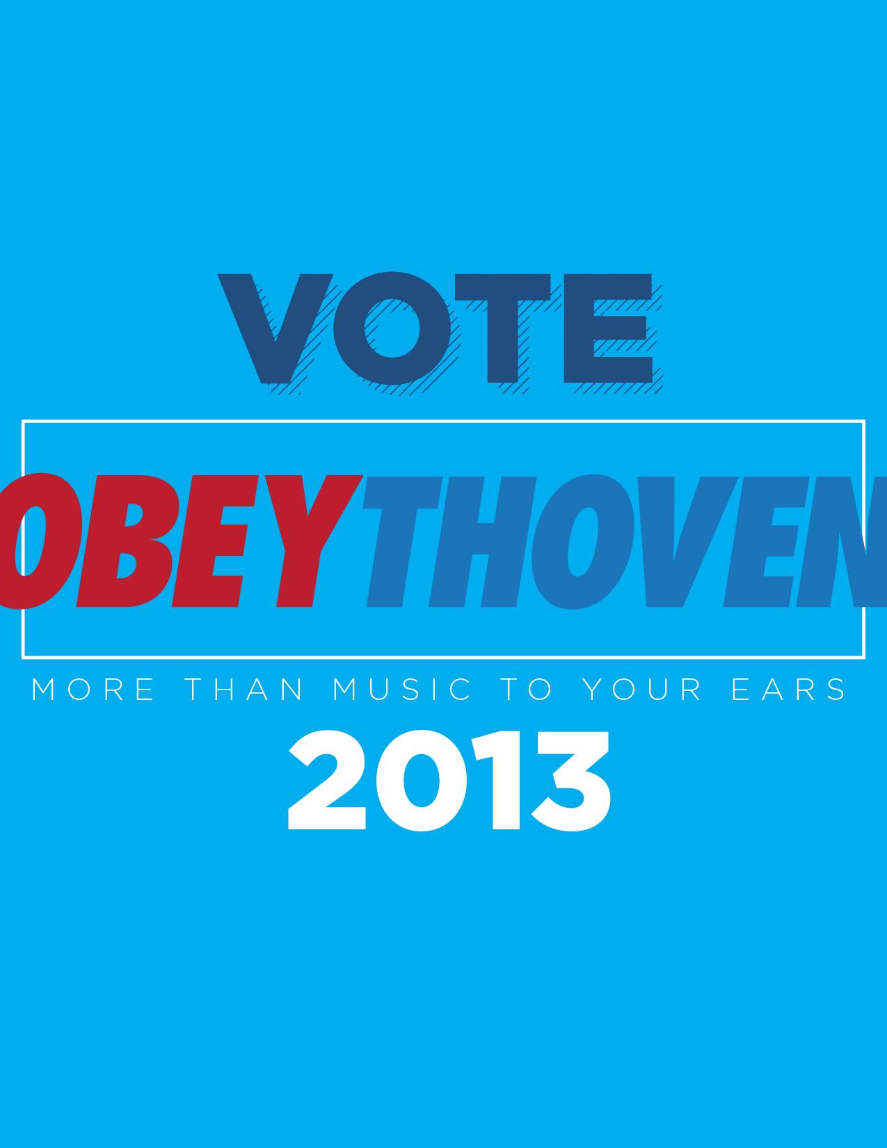 Vote Obeythoven