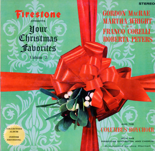 When Shopping for Tires Meant Buying a Christmas Album - WQXR Blog ...