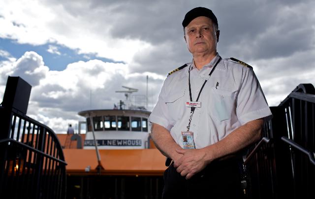 Captain James Parese