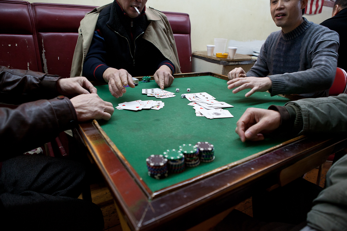 West New York Illegal Gambling
