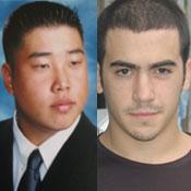 Richard Salorio and Eugene Chun