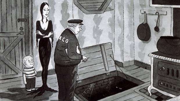 "CHARLES ADDAMS' ""New York"" - WNYC Culture"