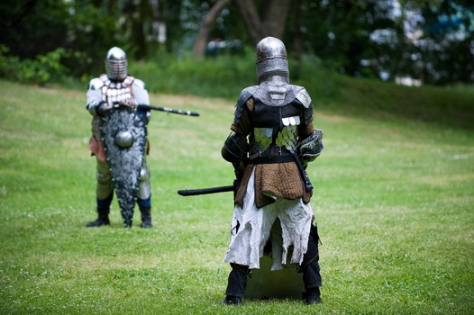 The Brian Lehrer Show: LARPing Along - WNYC