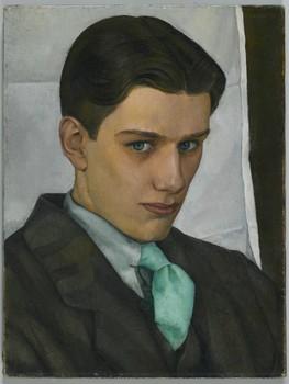 Paul Cadmus self portrait