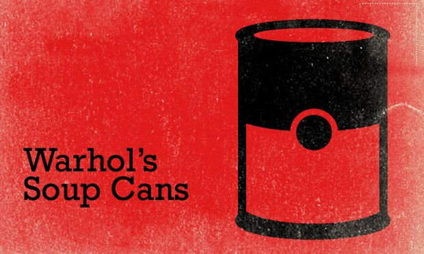 Warhol campbell soup meaning