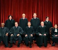 Supreme Court Justices, 2012, From ImagesAttr